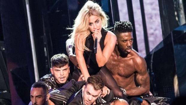 Lady Gaga was last year's headlining act