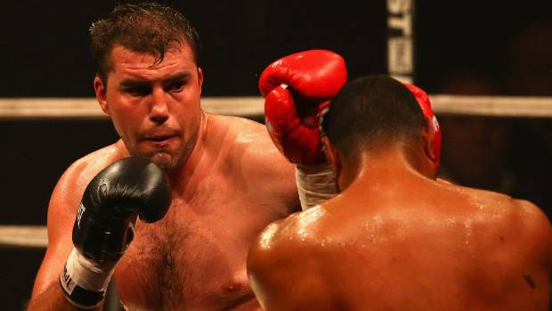 Romania's Razvan Cojanu is ready and available to fight Joseph Parker and at 2.02m has the height requirements to make ...