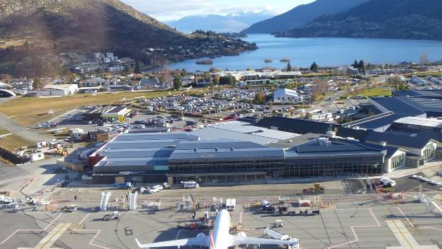 Nz 39 s airports expand for growing passenger numbers stuff for Grow landscapes christchurch