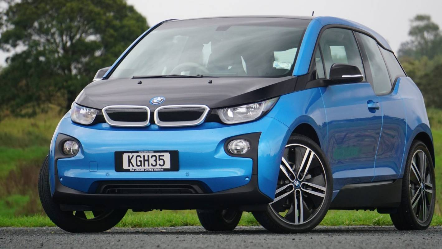 Open Road Driving In An Electric Bmw I3 Are We Tripping Stuff Co Nz