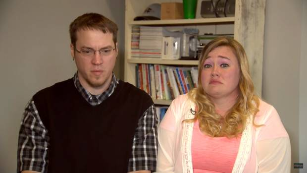 Mike and Heather Martin make a teary apology for the way they treated their children in their YouTube prank videos.