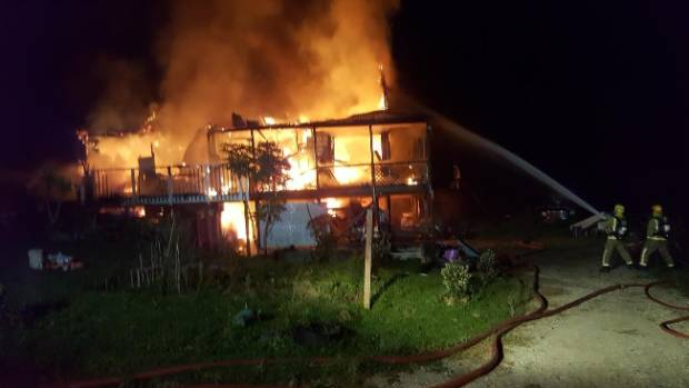 Image result for One dead in early morning Tirau house blaze
