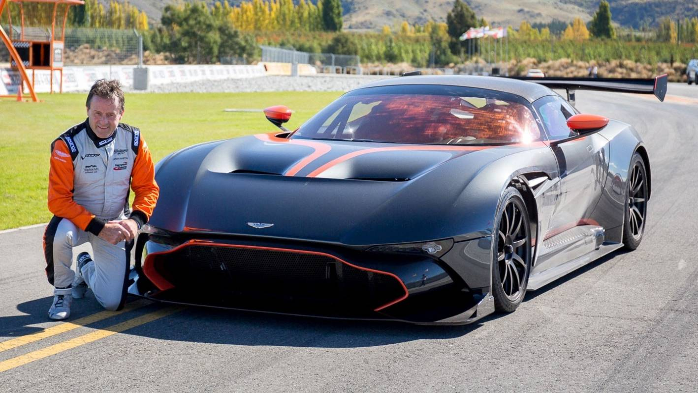 Nz Owned Aston Martin Vulcan Supercar Set To Become Even More Wild Stuff Co Nz