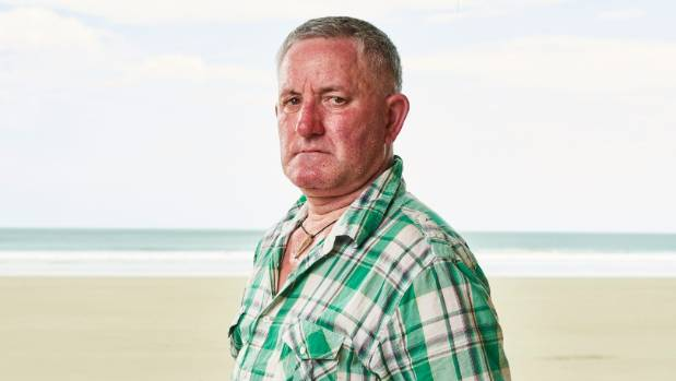 Tony, the only contestant on Survivor NZ to have military training.