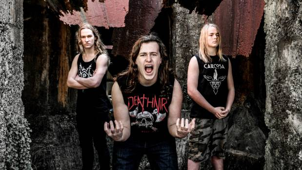 Alien Weaponry are proving they're a force to be reckoned with.