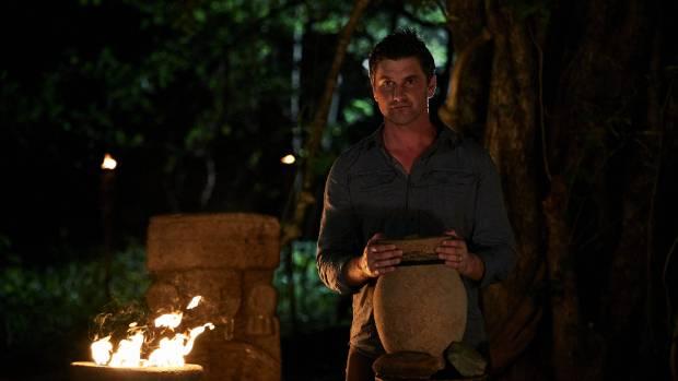 Matt Chisholm hosts the first season of Survivor New Zealand.