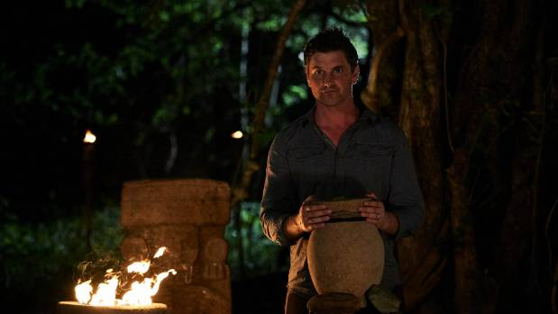 Fair Go reporter Matt Chisholm hosts Survivor New Zealand.
