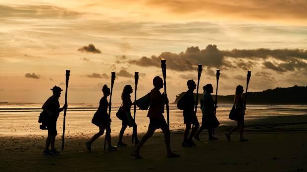 The Kiwi Survivor contestants were taken to Nicaragua.