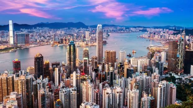 Hong Kong also has a housing shortage.