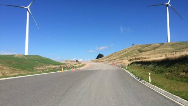 Saddle Rd is being upgraded to make it a quicker and safer alternative route to the Manawatu Gorge.