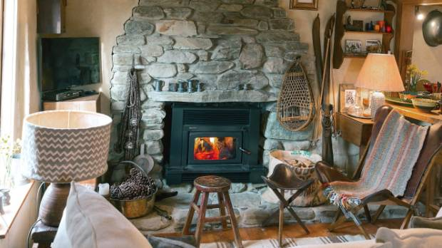 My Favourite Space Cardrona Cottage S Cosy Living Room