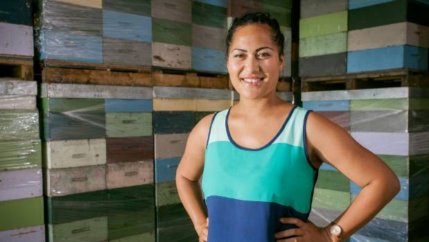 Blanche Murray of Kia Ora Honey is one of a new generation of young Maori business people driving the Maori economy.