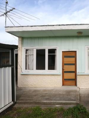 This one-bedroom, one-bathroom house in Blenheim is going under the hammer with methamphetamine contamination.