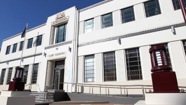 The Invercargill District Court.