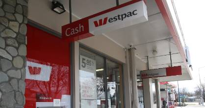 Some Westpac credit and eftpos cards were hit by a network issue on Friday.