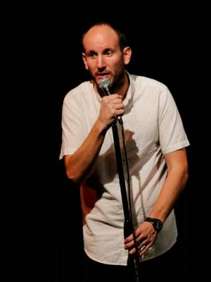 Blenheim-raised comedian Tony Lyall is performing his new show Happy Hour at the NZ International Comedy Festival next week.