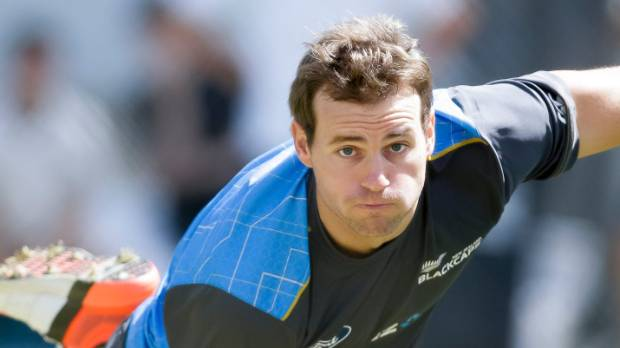 Black Cap Bracewell in drink-drive guilty plea