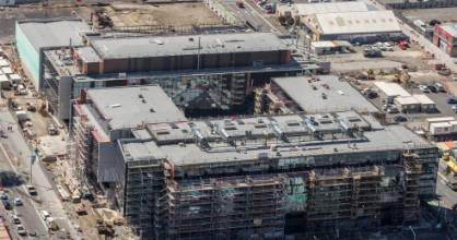 Fletcher Building is the lead contractor on Christchurch's $300m Justice Precinct.