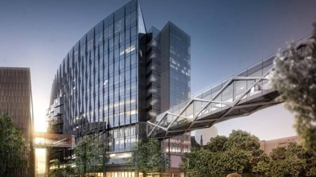 The $700m new international convention centre in Auckland is also under Fletcher's oversight.