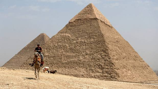 Egypt is hoping recent discoveries will revive interest among travellers who have shunned the country since its 2011 ...