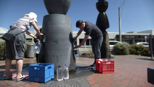 The popular Buick St well in Lower Hutt is no longer operating as authories search for the source of E-coli.