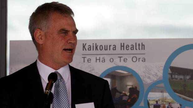 "CDHB chief executive David Meates has defended the DHB saying it provides services in ""unprecedented and abnormal ..."