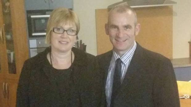 Verity and Ben McLean, pictured in 2016.