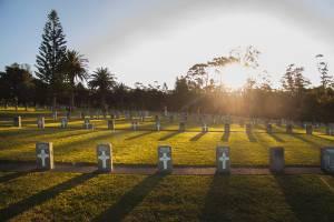 Anzac Day is a chance to reflect on those people from farming families who went to war.