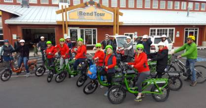 As part of an Amazing Race-style challenge, dozens of people in the travel industry spent 10 days exploring Oregon and ...