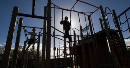 Schools that accept council funding for their playgrounds will have to let the community use them after hours.