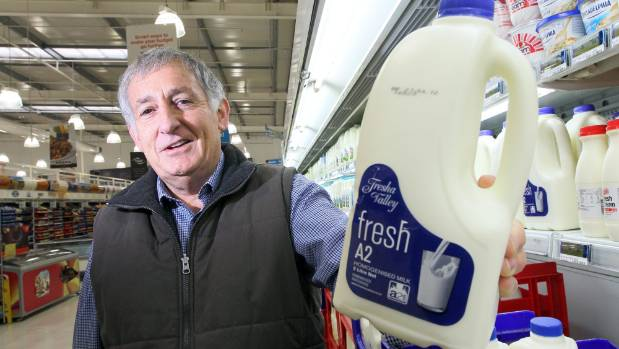 Getting out of a rut: Farming expert Professor Keith Woodford says future has to be in value-added.