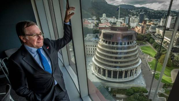 The Key Government's international face: New Zealand's foreign minister Murray McCully is standing down and will quit ...