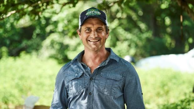 Survivor Nicaragua and Fair Go host Matt Chisholm .