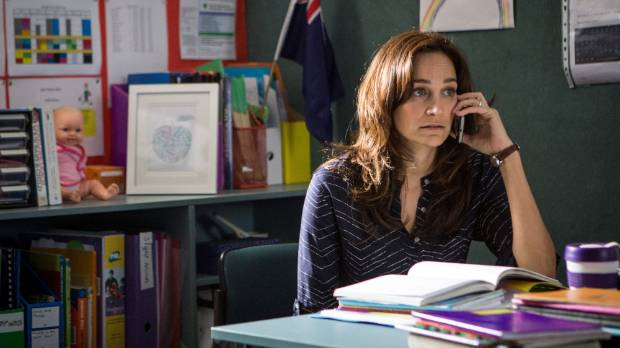 Nicole da Silva as Charlie in the television series Doctor Doctor.