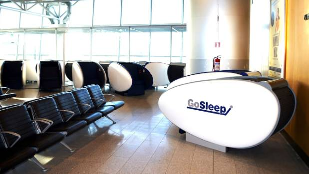 Where To Find The Best Airport Sleeping Pods Stuff Co Nz