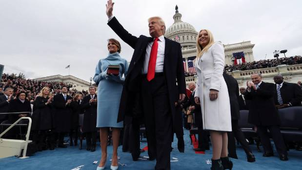 US President Donald Trump was sworn into office in January 2017, but questions remain over Russia's influence over the ...