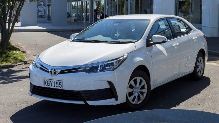 Toyota Corolla Upgraded For 50th Year In New Zealand Stuff