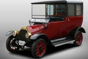 A 1917 Mitsubishi Model A.