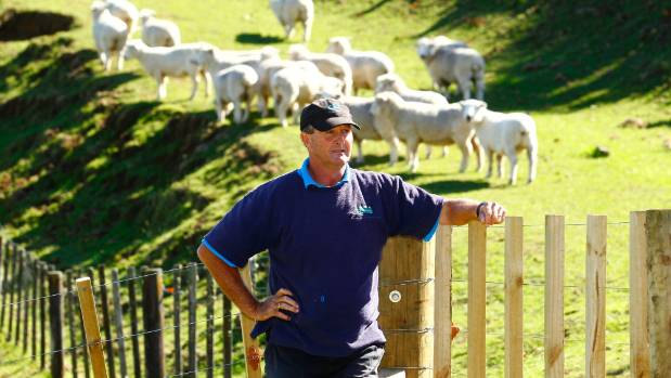 Federated Farmers meat and fibre spokesman Rick Powdrell says farmer incomes are too low, even if they have recovered ...