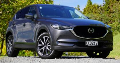 New CX-5 is a crucial: it's Mazda NZ's single biggest-selling model and a hero-car for the brand.