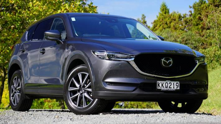 CX-5 wasn't broken so Mazda didn't fix it  But boy, did it get
