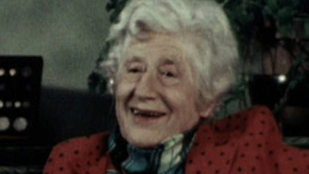 Dame Ngaio Marsh reflects on her life and long career in 1977.