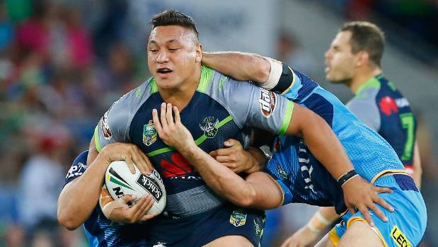 Papalii axed from Test team after drink-driving conviction