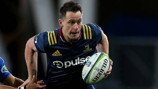 Fullback Ben Smith is set to return from a stint on the sidelines for the Highlanders in their quarterfinal against the ...