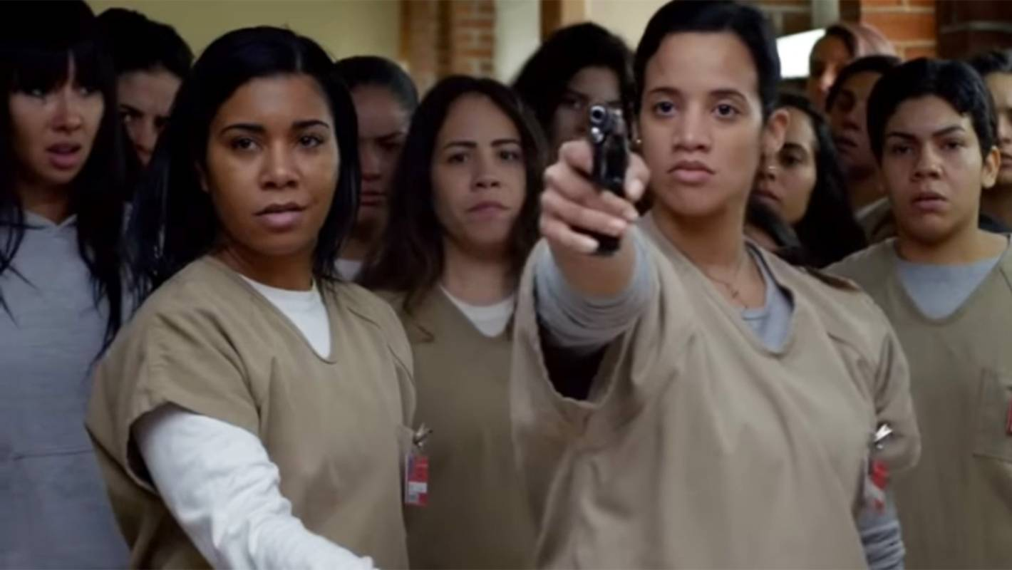 Hacker Claims to Have Leaked Episodes of Orange Is the New