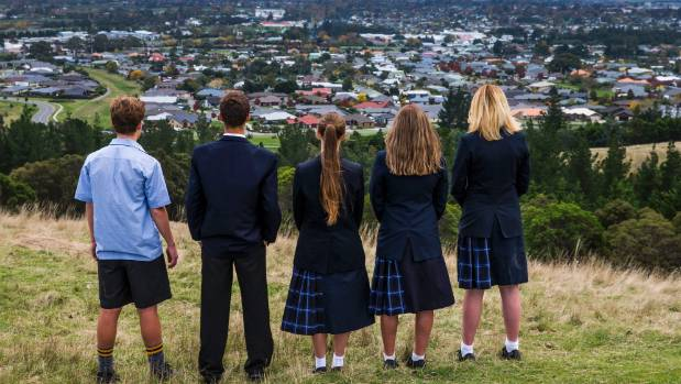 Marlborough faces a $63m question about schooling in the region, but how much input will young people have?