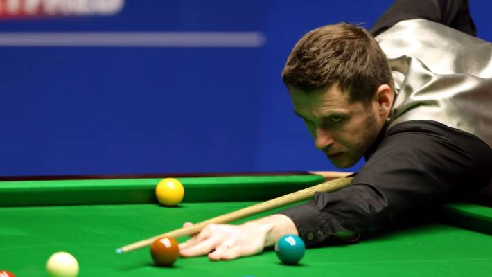 Defending champion Mark Selby to take on four-time title winner in ...