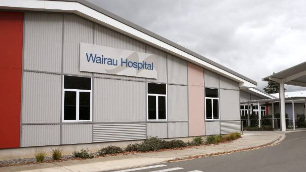 Donella repeatedly took Ruby to the emergency department at Wairau Hospital, in Blenheim.