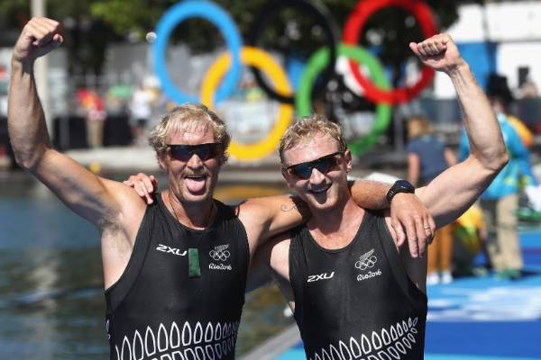 Eric Murray: Double Olympic Champion Eric Murray Announces Retirement
