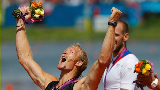 Eric Murray: A Third Olympic Gold And A Century Unbeaten Mark